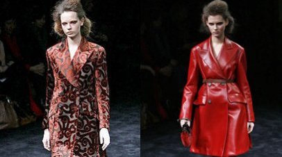 Collection Prada AH 2009/2010